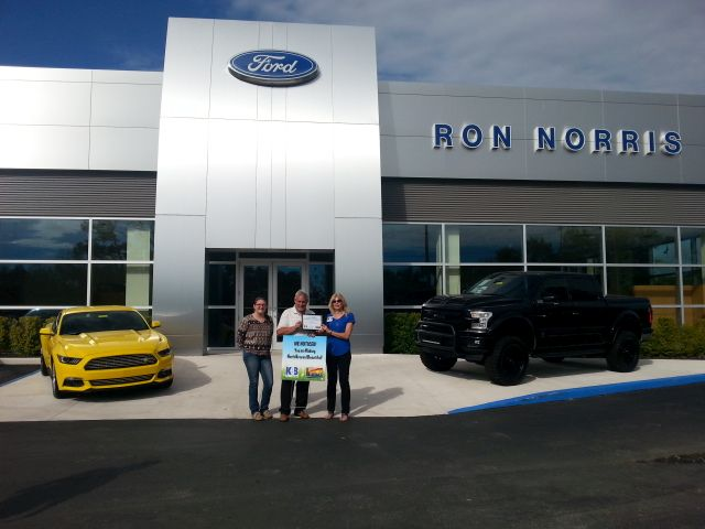 Don Smith Ron Norris Ford Usville