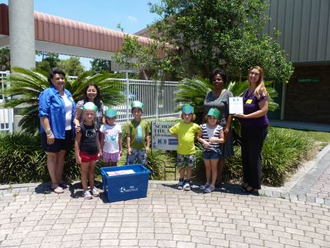 Jupiter Elementary – 2014 South Area SEA Winner