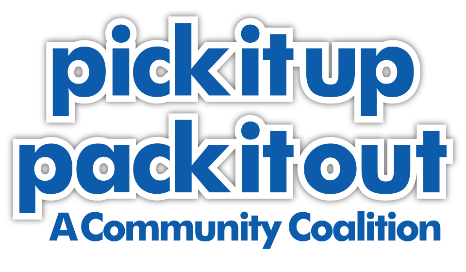 Pick It Up, Pack It Out - Community Coalition
